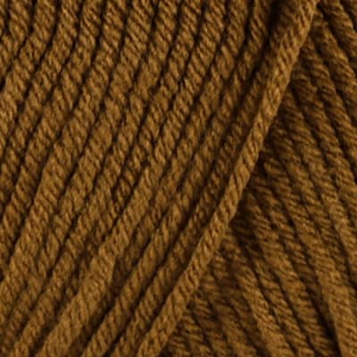 Lion Brand Cotton-Ease Yarn (125) Hazelnut