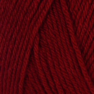 Lion Brand Vanna's Choice Yarn (180) Cranberry
