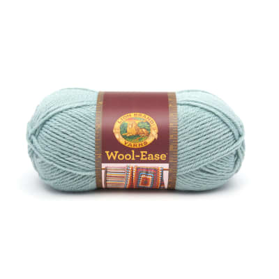 Lion Brand Wool-Ease Yarn (123) Seaspray