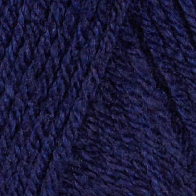Lion Brand Wool-Ease Yarn (111) Navy