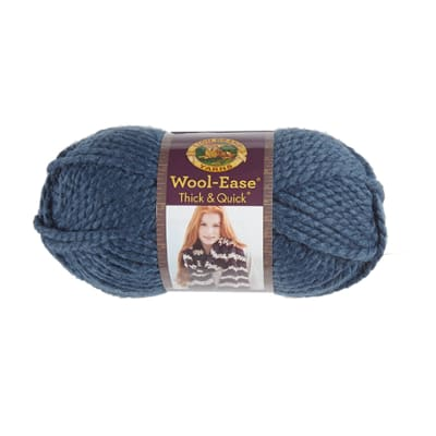 Lion Brand Wool-Ease Thick & Quick Yarn (114)