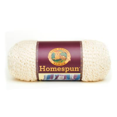 Lion Brand Homespun Yarn (309) Deco