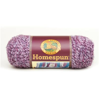 Lion Brand Homespun Yarn  (322) Baroque