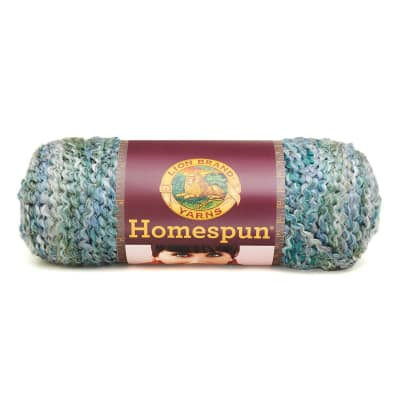 Lion Brand Homespun Yarn (320) Regency