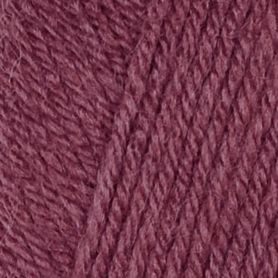 Lion Brand Wool-Ease Yarn (139) Dark Rose Heather
