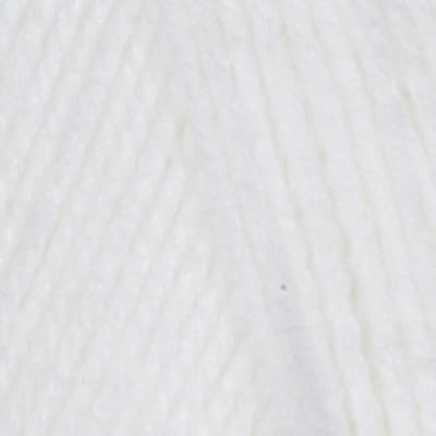 Lion Brand Babysoft Yarn (100) White