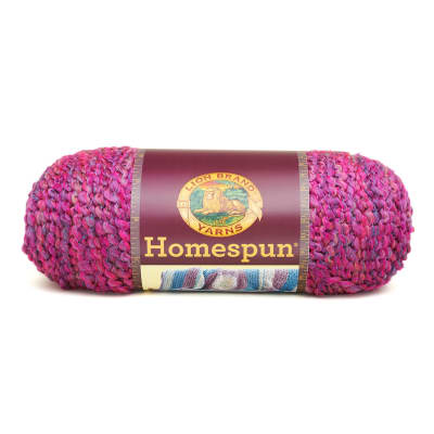 Lion Brand Homespun Yarn (418) Ambrosia