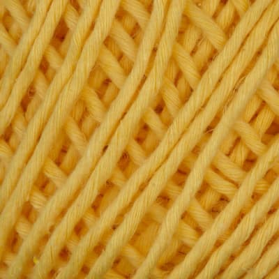 Martha Stewart Cotton Hemp Yarn (557) Lemon Drop