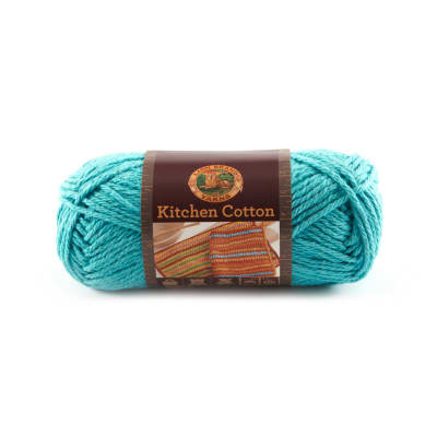 Lion Brand Kitchen Cotton Yarn (148) Tropic Breeze