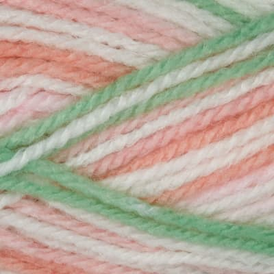 Lion Brand Jamie Yarn (202) Pastel Stripes