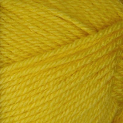 Lion Brand Vanna's Choice Yarn (157) Radiant Yellow