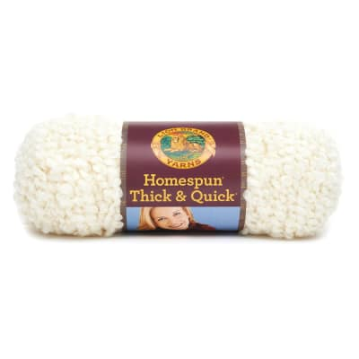Lion Brand Homespun Thick & Quick Yarn (437) Dove