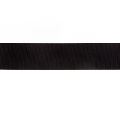 "1 1/2"" Grosgrain Ribbon Black"
