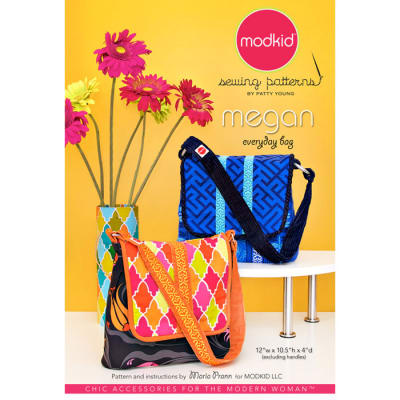 Modkid Megan Everyday Bag Pattern