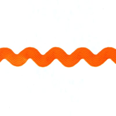 Riley Blake 3/4'' Regular Ric Rac Orange