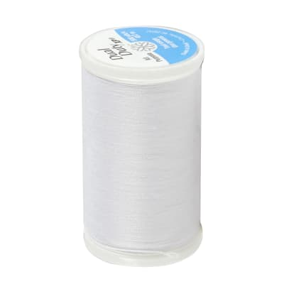 Dual Duty XP General Purpose Thread 500 YD White
