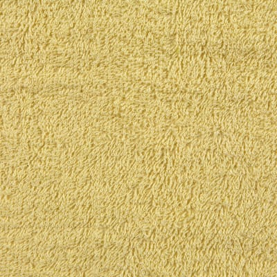 Terry Cloth Yellow