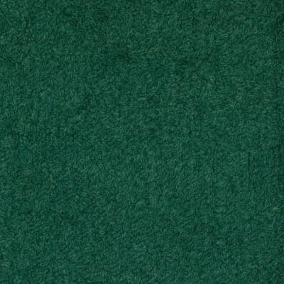 Terry Cloth Hunter Green Discount Designer Fabric