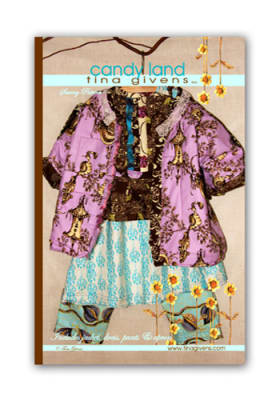 Tina Givens Candy Land Ensemble Pattern