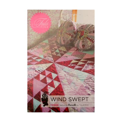 Tula Pink Wind Swept Quilt Pattern