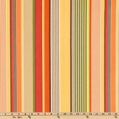 P Kaufmann Indoor/Outdoor Cool Stripe Sorbet