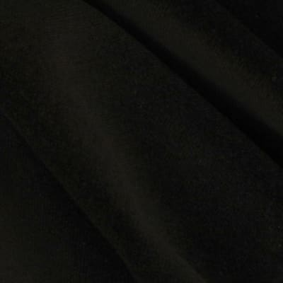 Doux Cotton Velvet Black