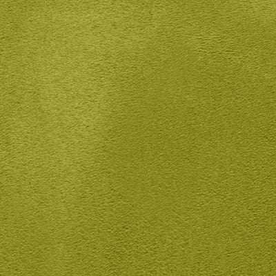 Doux Cotton Velvet Lime Green