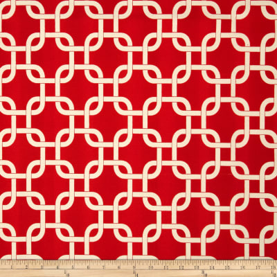 Premier Prints Indoor/Outdoor Gotcha American Red