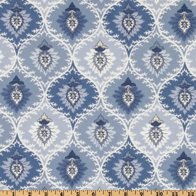 Swavelle/Mill Creek Myla Damask Delft