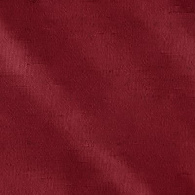 Shantung Sateen Cranberry