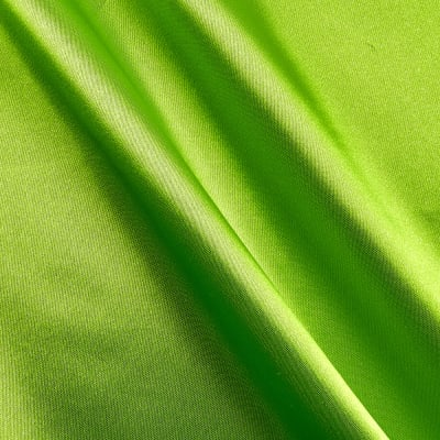 Bridal Satin Lime