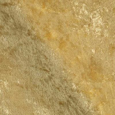 Stretch Panne Velvet Velour Soft Gold