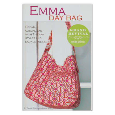 Tanya Whelan Emma Day Bag Pattern