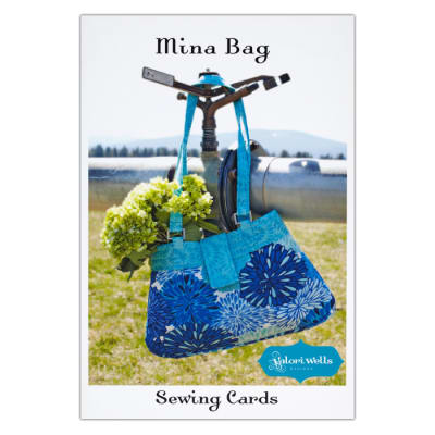 Valori Wells Mina Bag Sewing Card Pattern