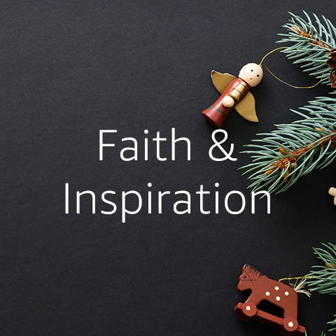 Faith and Inspiration Fabrics