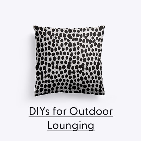 DIYs for outdoor living
