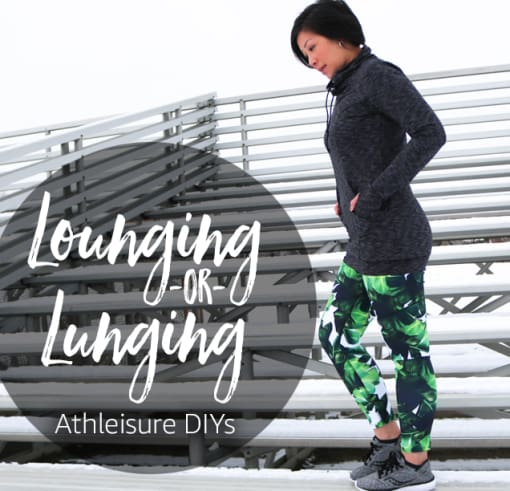 Blog lounging or lunging diys