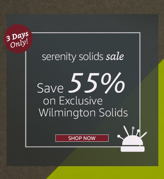 Serenity Solids Sale