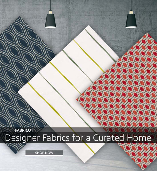 Designer Fabrics for a Curated Home