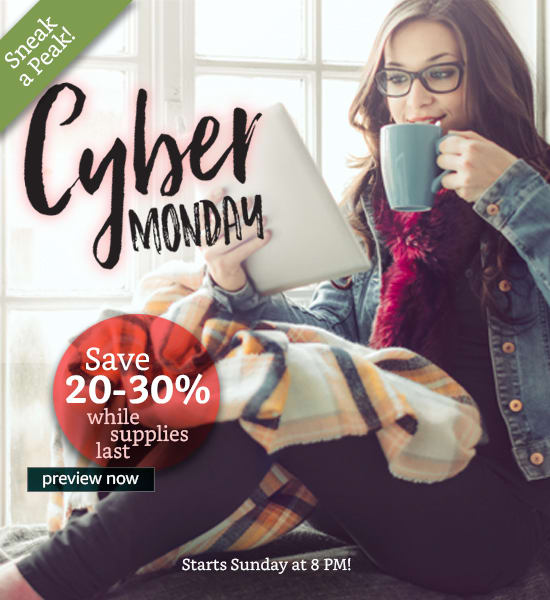 Cyber Monday Sale Preview