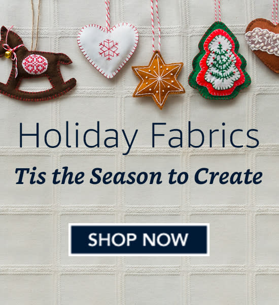 Holiday Fabric
