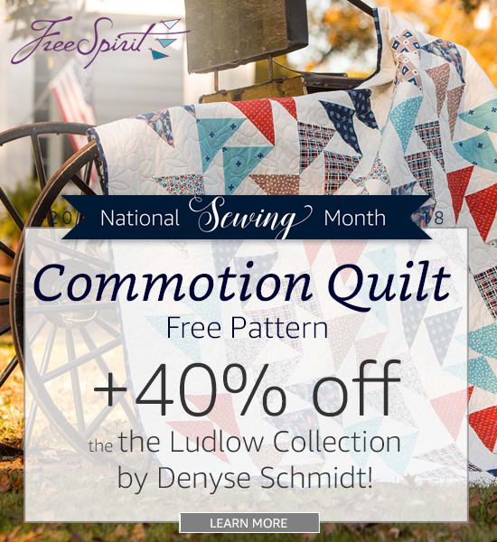 Commotion Quilt