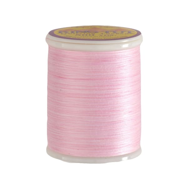 Superior King Tut Cotton Quilting Thread 3-ply 40wt 500yds Angel Pink