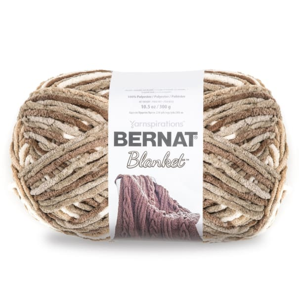 Bernat Blanket Big Ball Yarn (10018) Sonoma