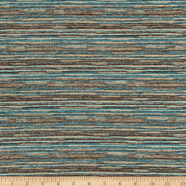 Tempo Double Color Chenille Chic Mediterranean