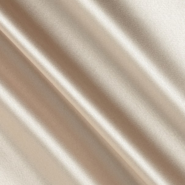 Silky Satin Charmeuse Solid Taupe