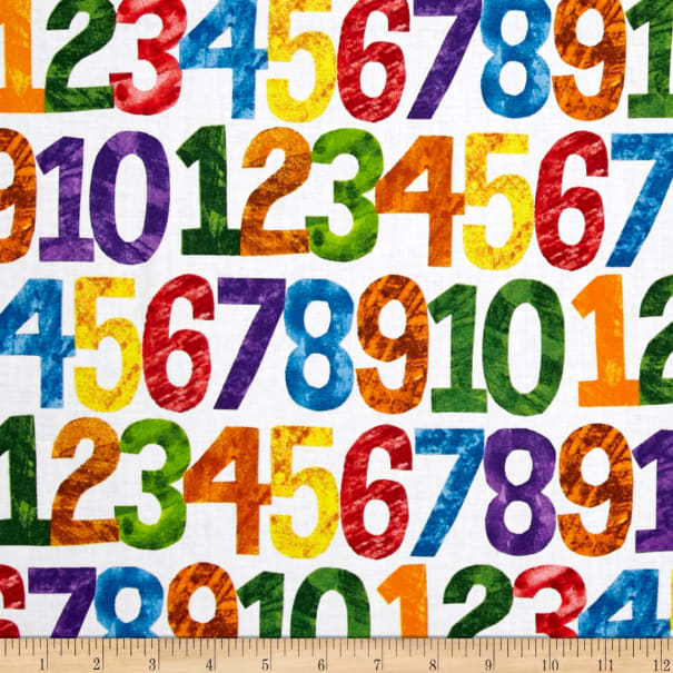 Eric Carle 1,2,3, To The Zoo Numbers White/Multi