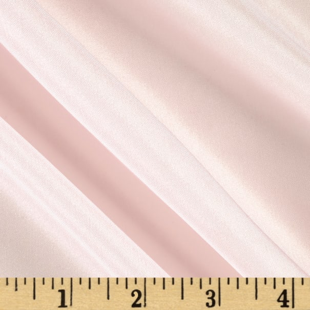 Preview Textiles 100% China Silk Lining Blush