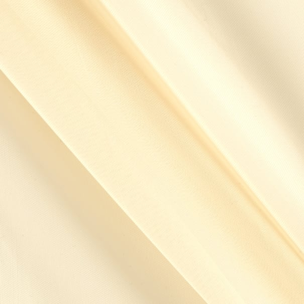 """120"""" Sheer Voile Butter"""