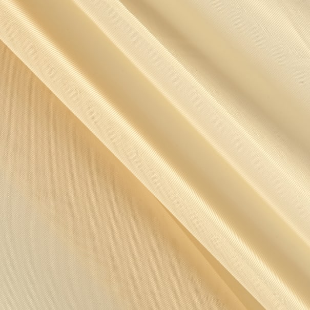 """120"""" Sheer Voile Champagne"""